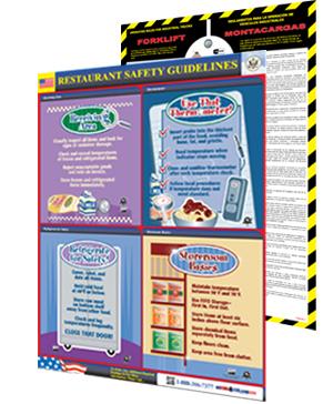 OSHA Safety Posters